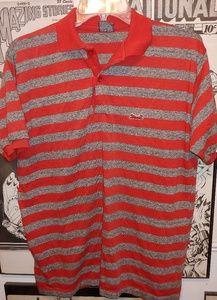 Vintage 80s le Tigre Polo Shirt